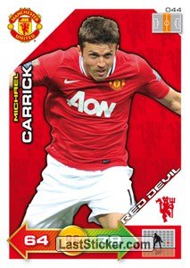 Michael Carrick (Red Devil)