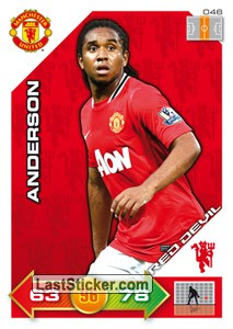 Anderson (Red Devil)