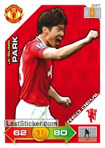 Ji-sung Park (Red Devil)