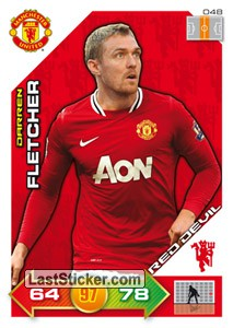 Darren Fletcher (Red Devil)