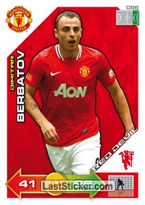Dimitar Berbatov (Red Devil)