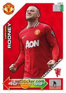 Wayne Rooney (Red Devil)