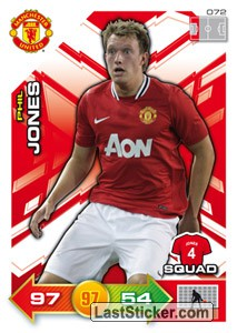 Phil Jones (Squad)