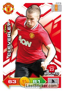 Tom Cleverly (Squad)
