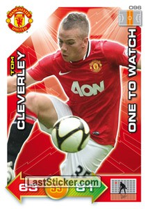 Tom Cleverly (One to watch)