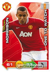 Ravel Morrison (One to watch)