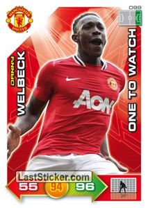Danny Wellbeck (One to watch)