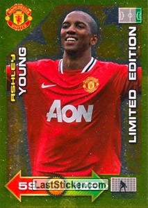 Ashley Young (Limited Edition)