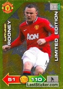 Wayne Rooney (Limited Edition)
