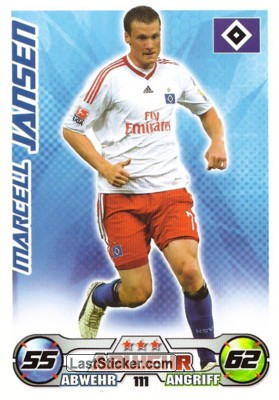 MARCELL JANSEN (Hamburger SV)