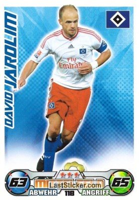 DAVID JAROLIM (Hamburger SV)