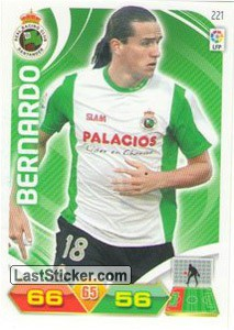 Bernardo (Real Racing C.)
