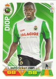 Diop (Real Racing C.)