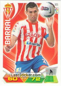 Barral (Real Sporting)