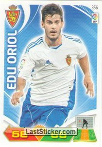 Edu Oriol (Real Zaragoza)