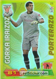 Gorka Iraizoz (Athletic Club)