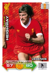 Steve Heighway (Legends)