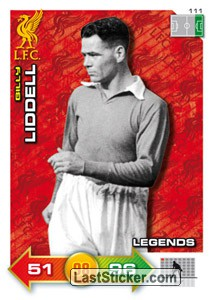 Billy Liddell (Legends)