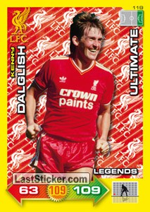 Kenny Dalglish (Legends-Ultimate)