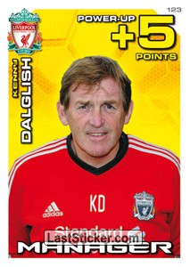 Kenny Dalglish - Manager (Power-Up)
