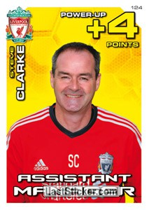 Steve Clarke - Assistant Manager (Power-Up)