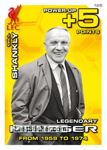 Bill Shankly - Legendary Manager (Power-Up)