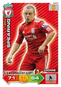 Jay Spearing (Home)