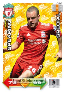 Jay Spearing (Special)
