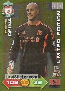Pepe Reina (Limited Edition)