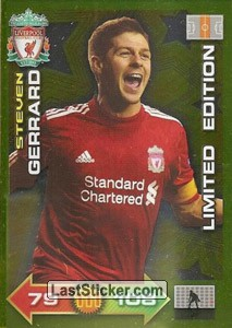 Steven Gerrard (Limited Edition)