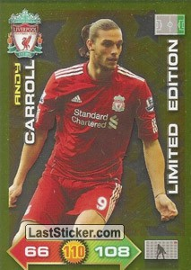 Andy Carroll (Limited Edition)
