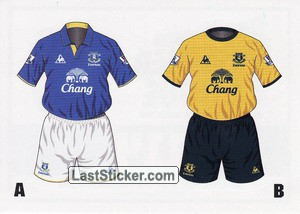 Kits (Everton)
