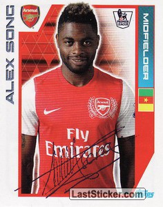 Alex Song (Arsenal)