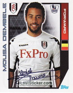Mousa Dembele (Fulham)