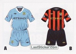 Kits (Manchester City)