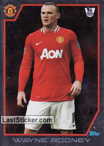 Star Player - Wayne Rooney (Manchester United)