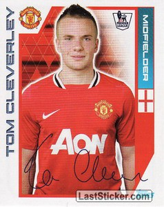 Tom Cleverley (Manchester United)