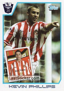 Kevin Phillips (Memories)