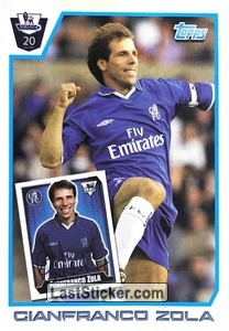 Gianfranco Zola (Memories)