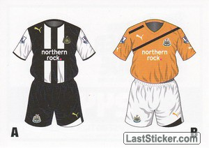 Kits (Newcastle United)