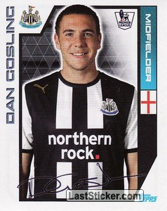 Dan Gosling (Newcastle United)