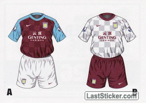 Kits (Aston Villa)