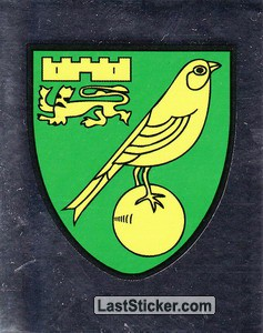 Club Badge (Norwich City)