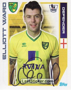 Elliott Ward (Norwich City)