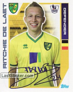 Ritchie De Laet (Norwich City)