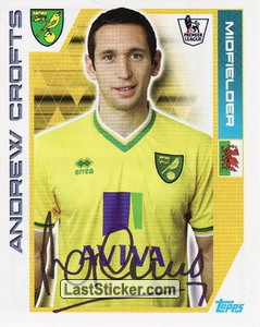Andrew Crofts (Norwich City)