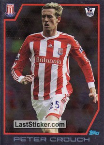 Star Player - Peter Crouch (Stoke City)