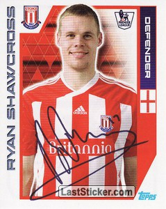 Ryan Shawcross (Stoke City)