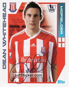 Dean Whitehead (Stoke City)