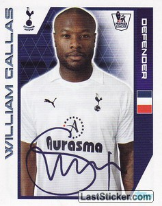 William Gallas (Tottenham Hotspur)